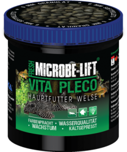 Microbe-Lift Vita Pleco Welsfutter 250ml (120g)