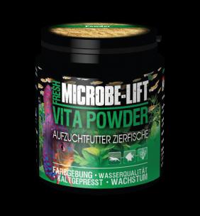 Microbe-Lift Vita Powder Aufzuchtfutter 150ml (90g)
