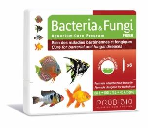 Prodibio Bacteria & Fungi Fresh - Süßwasser 6 Ampullen