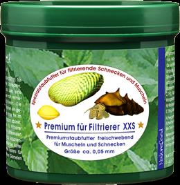 Naturefood-Premium für Filtrierer 210g
