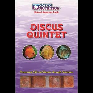Ocean Nutrition Discus Quintet 100g