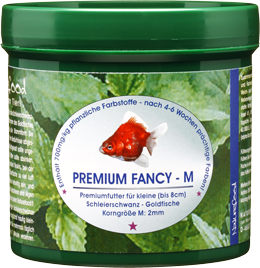 Naturefood Premium Fancy medium 1100g