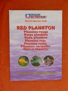 Ocean Nutriton-Rotes Plankton Flachpack 454g