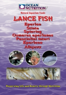 Ocean Nutrition-Stinte (Lance Fish) Mono Tray 100g