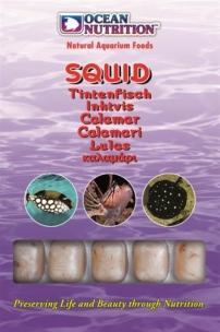 Ocean Nutrition Tintenfisch gehackt 100g Blister