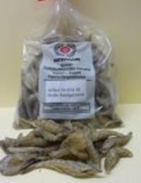 Sandgarnelen (Crangon crangon) gemischt lose im Beutel 100g