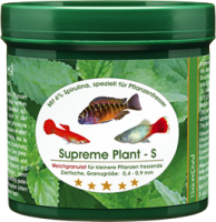 Naturefood-Supreme Plant small (Weiches Granulat)