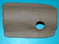 Axolotl Tunnel 18-20cm Schwarz