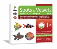 Prodibio Spots & Velvets Fresh - Süßwasser 6 Ampullen