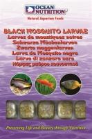 Ocean Nutrition 6 X Schwarze Mückenlarven im Blister a.100g