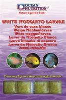 Ocean Nutrition 6 X Weiße Mückenlarven im Blister a.100g