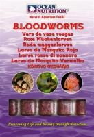 Ocean Nutrition Rote Mückenlarven aus Nachzucht Flachtafel 454g