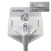 Flipper Platinum Hand Scraper Scheibenreiniger 25 cm