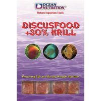 Ocean Nutrition Discusfood + 30% Krill (20 cubes) 100g