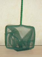 Fangnetz 12cm grün
