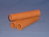 Mini Röhren für kleine Hexenwelse - Terrakotta