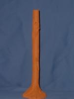 Garnelenstamm ca.30 cm hoch in Terrakotta