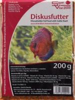 SV 2000 Diskusfutter 200g Flachtafel