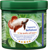 Naturefood-Supreme Bettafood medium (Weichfutter) 110g