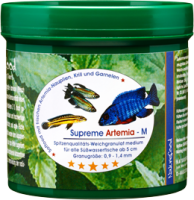 Naturefood-Supreme Artemia medium (Weiches Granulat)