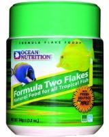 Ocean Nutrition Formula Two Flake mit Knoblauch 71g
