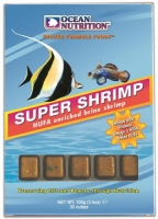 Ocean Nutrition Super Shrimp Artemia angereichert mit HUFA 100g