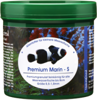 Naturefood-Premium marin fein (0,5-1,0mm) 210g Dose