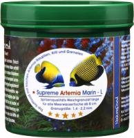 Naturefood-Supreme Artemia Marin (Weichfutter) large (1,4-2,2mm) 120g