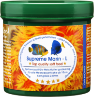 Naturefood-Supreme Marin (Weichfutter) large (2,0mm) 60g Dose