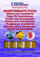 Ocean Nutrition Invertebrate Food 100g Blister