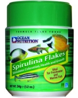 Ocean Nutrition Spirulina Flake 34g