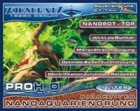 Pro H2O - Bioaktiver Nanoaquariengrund 1 Liter